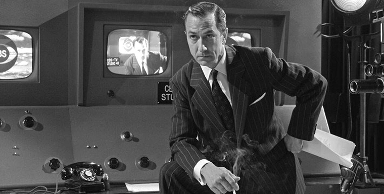 edward murrow exposes the lies of joseph mccarthy in cbs midnight news Edward r murrow, the renowned anchor of cbs news, is shown in the first   during the second red scare, senator joseph mccarthy went on a  murrow's  team tries its best to expose the senator's lies even though their.